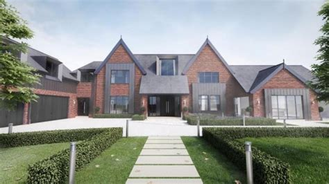 5 bedroom detached house for sale in prestbury road