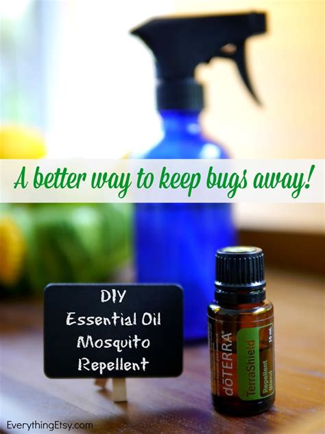 scents to keep mosquitoes away diy essential mosquito repellent everything etsy bloglovin