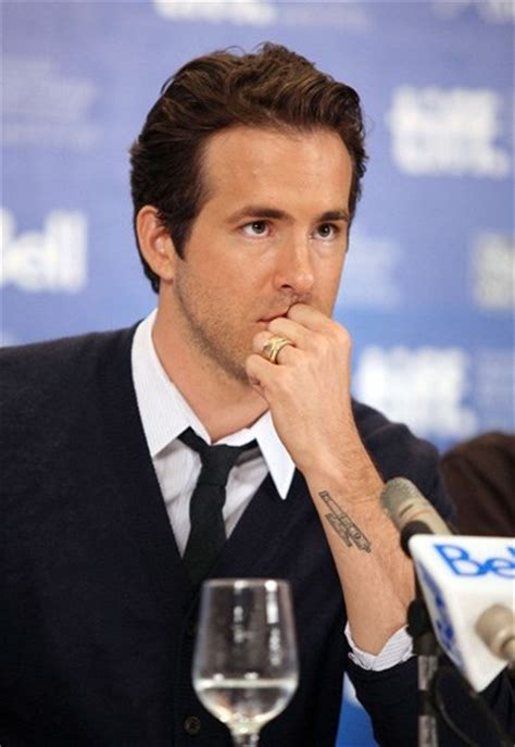 ryan reynolds wrist tattoo tattoos tattoos sofeminine