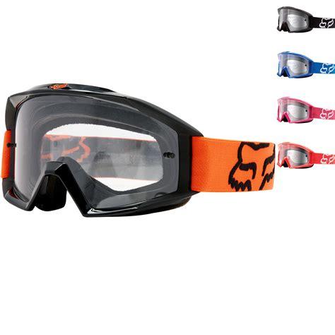 fox motocross goggles fox racing motocross goggles arrivals