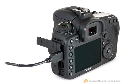 Usb Canon canon 7d ii fastest sd cf card comparison write