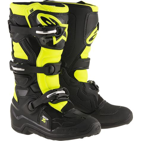 Alpinestars Tech 7 Dewasa alpinestars youth tech 7s boots boots dirt bike fortnine canada