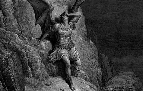 Looking For The Lost Paradise why satan s character in paradise lost is the original antihero america magazine