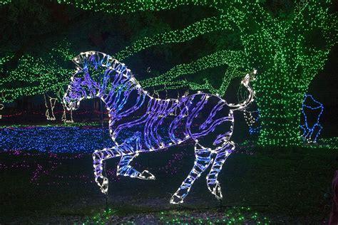 Zoo Lights Zoo Lights Houston Hours