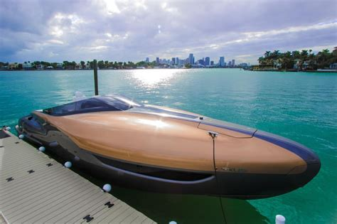 lexus boat marquis yachts toyota and lexus partner to build concept boat