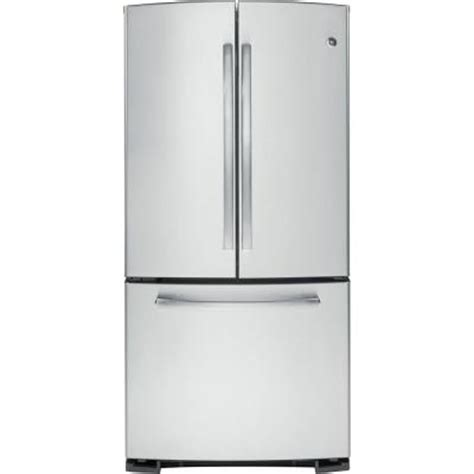 33 door refrigerator ge 33 in w 22 7 cu ft door refrigerator in