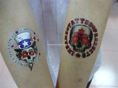 designer temporary tattoos china custom temporary tattoos china custom tattoos