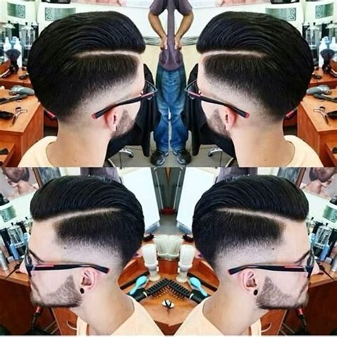 hairstyles that look flatter on sides of head flat back head hairstyle for men google search