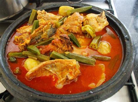 fufu  palmnut soup delicious foods drink ghanaian