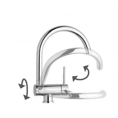 rubinetti per lavello cucina miscelatore lavello cucina monoforo a scomparsa laterale