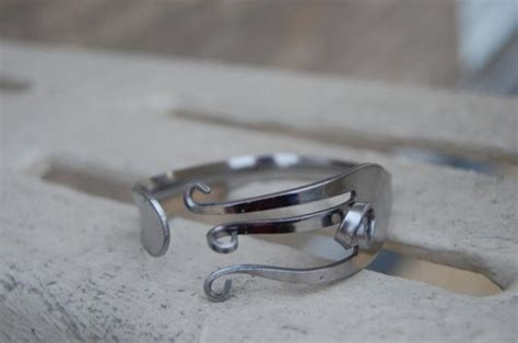 diy fork ring diy fork bracelet flickr photo