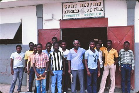cowboy film haitien ti legliz liberation theology in haiti gail pellett