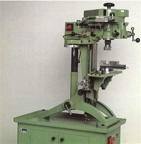 Astoba Meyer Amp Burger Universal Machine Tool Anglo