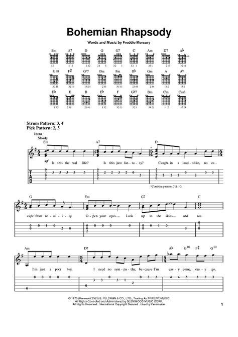 tutorial piano queen bohemian rhapsody queen bohemian rhapsody piano sheet music