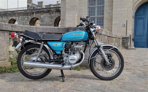 Suzuki Motorrad 125 Ccm Modelle by Suzuki Gt 125 1974 1978 Wieselfkinkes Zweitakt