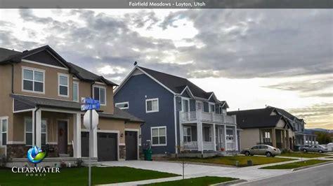 fairfield new homes for sale in layton utah