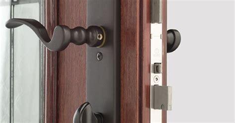 therma tru door locks multipoint lock handle therma tru entryways