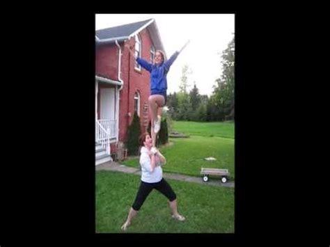 One man stunts easy chicken