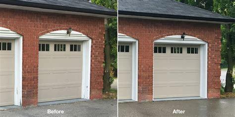 Capping Garage Door Frame Capping Overhead Door