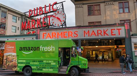 amazon  launch   supermarkets
