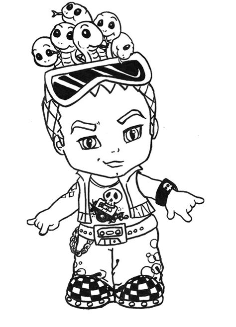 harry potter chibi coloring pages the 680 best images about anime on pinterest harry