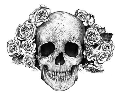 tattoo design skull png image skull transparent png animal jam clans wiki