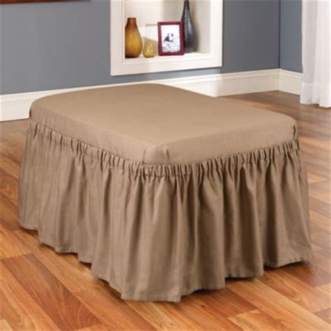 ottoman covers bed bath beyond buy ottoman cover from bed bath beyond