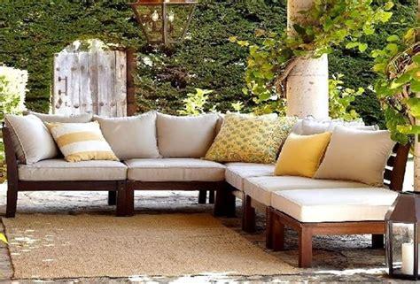divanetti da giardino economici set giardino accessori da esterno come arredare il