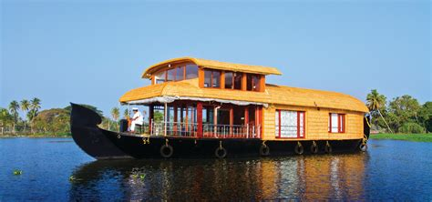 kerala house boats alleppey kovalam honeymoon package tripikon