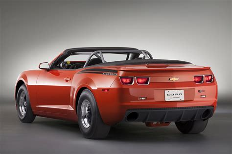 2012 chevrolet copo camaro convertible photo gallery