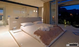 Bedroom Decor In South Africa House With Stunning Views In Cape Town South Africa