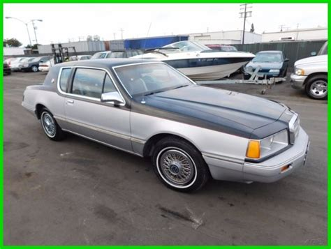 how to fix cars 1985 mercury cougar parental controls 1985 mercury cougar used 5l v8 16v automatic no reserve