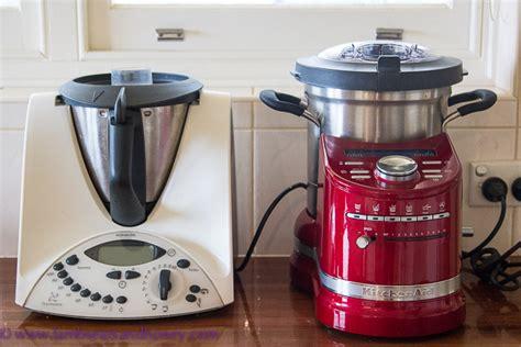 The KitchenAid Cook Processor Vs the Thermomix   My