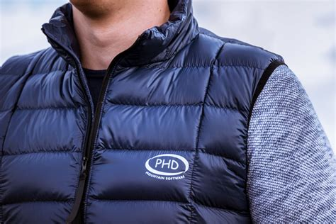 phd gear advisor wafer down vest