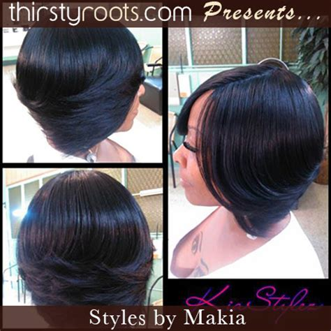 cute bob feathered hair styles feathered layered bob hairstyle hair pinterest bobs