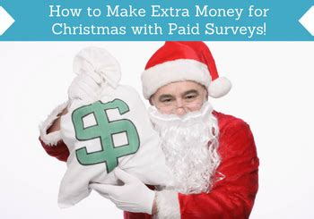 Make Money With Paid Surveys - make extra money for christmas with paid surveys featured paidfromsurveys com