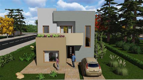 una casa de 100 8416427054 planos de casas