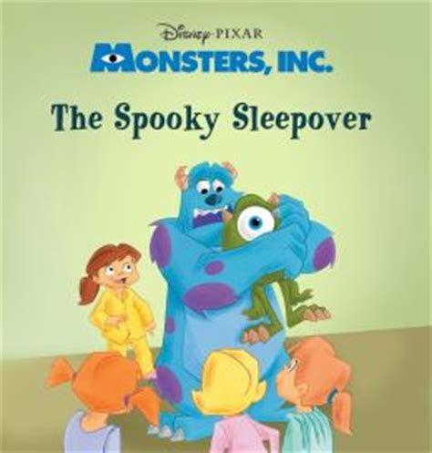 Spooky Nook Gift Cards - the spooky sleepover monsters inc by disney book group 9781423177746 nook book