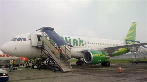 citilink ke bali citilink batalkan semua penerbangan ke pekanbaru karena