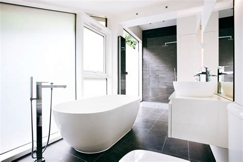 sleek bathroom design 18 sleek modern bathroom designs you ll fall in love with