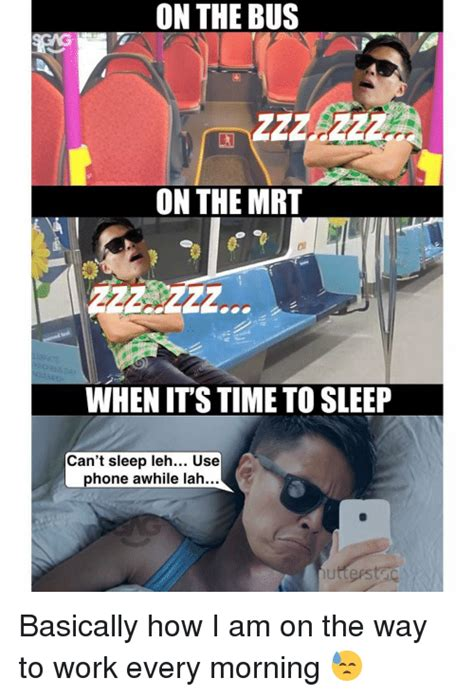 its time to sleep 0312673361 on the bus on the mrt when its time to sleep can t sleep
