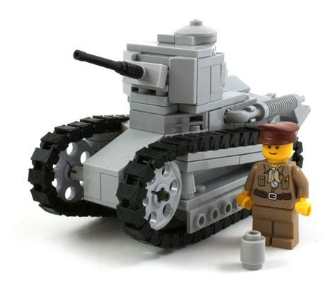 renault f1 tank brickmania renault ft m1917 light tank 75 00 http