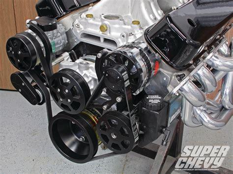 Eddie Motorsports S Drive Serpentine Kit Install Chevy