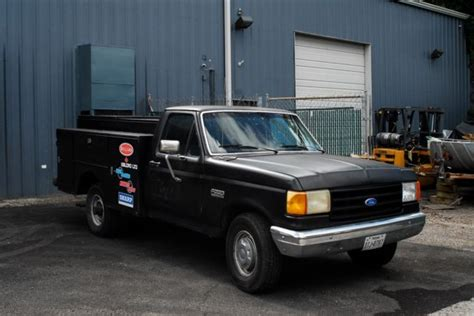 1991 ford f250 for sale 1991 ford f250 service bed truck for sale ford f 250