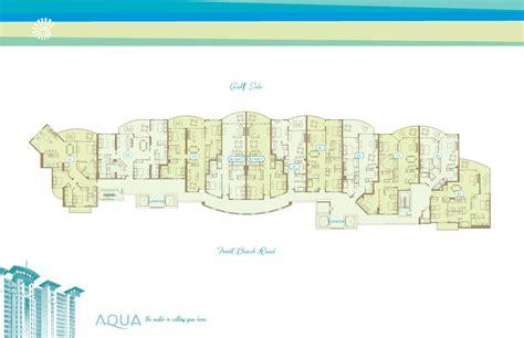 aqua panama city beach floor plans aqua panama city beach fl condos for sale in florida
