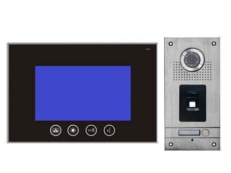 klingelanlagen und tuersprechanlagen mit video und kamera