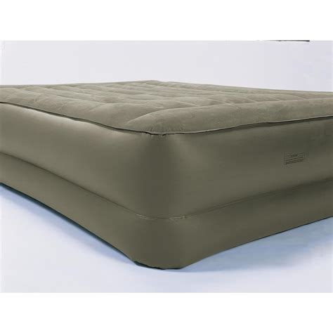 wenzel 174 insta bed sure grip air bed olive 93075 air beds at sportsman s guide