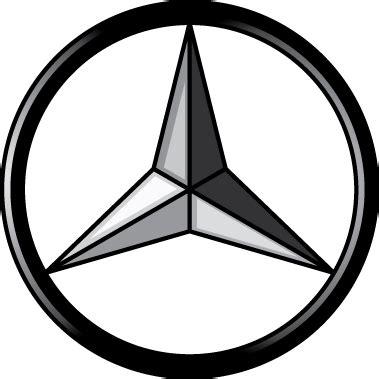mercedes logo black and white logo mercedes by jackal807 on deviantart