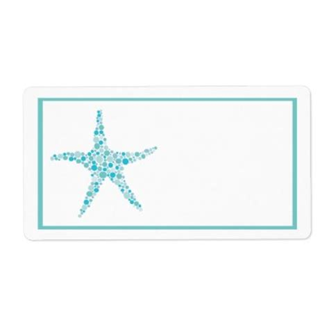 Border Stiker Shells Blue 2011 List Stiker starfish wedding clip clipart panda free clipart images