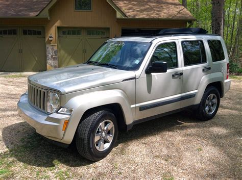 Liberty Sport Jeep 2008 Jeep Liberty Pictures Cargurus